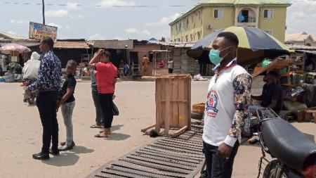 Първият случай на коронавирус в региона бе регистриран в Нигерия на 28 февруари - италианец, който работи в страната и е пътувал до родината си.
