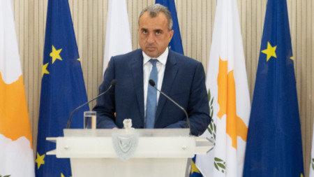 Здравният министър на Кипър Михалис Хаджипанделас