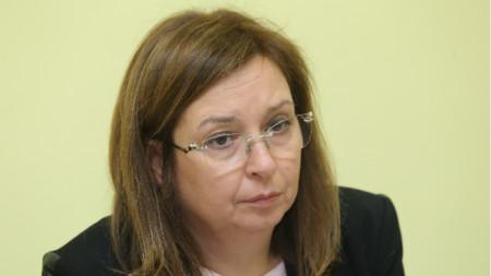 Zv. Ministrja Zornica Rusinova, Ministria e Punës dhe Politikës Sociale