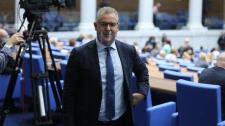 Александър Андреев беше избран за председател на ЦИК
