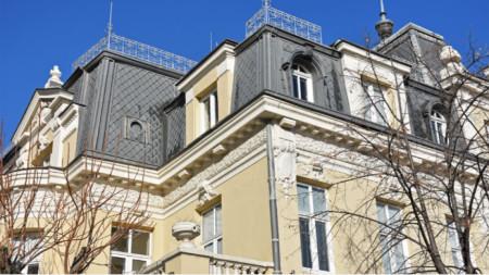 Дом промышленника Киро Стефанова