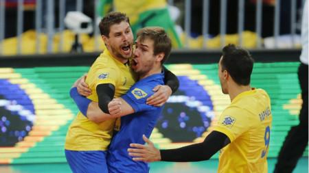 Бразилия спечели предсрочно Световната купа