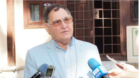 Любомир Христов - кмет на Община Шумен