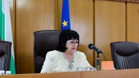 Магдалина Иванова, председател на Апелативен съд Пловдив