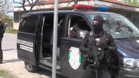 9 души бяха задържани на 20 април по време на спецакцията във Видинско за разследване на просия и пране на пари предимно в Кралство Швеция.