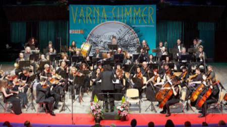 Варненската филхармония на