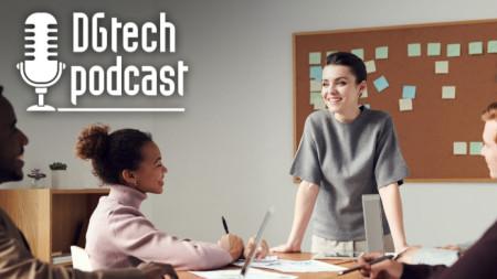 DGtech podcast - подкаст за дигитален маркетинг и дигитални технологии на БНР