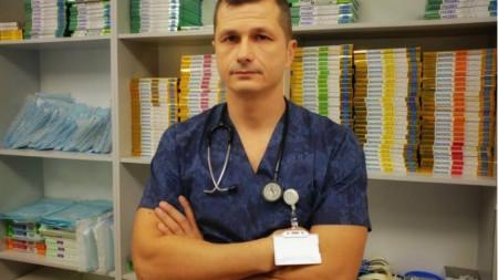 Д-р Г. Маждраков