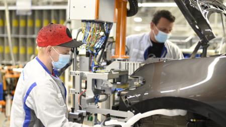 Автомобилно производство в Германия