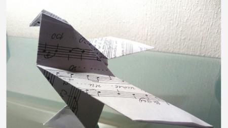 Оригами за живот