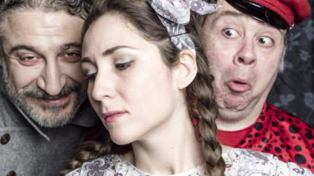 """Включената в програмата пиеса """"Шеги на любовта"""" от А.П. Чехов ще се играе на 6 март в Сатиричния театър"""