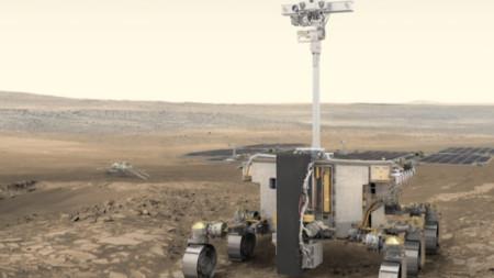 Апаратът ще бъде изпратен на Марс през 2020 г.