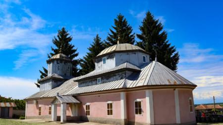 Церковь Покрова Пресвятой Богородицы в Татарице