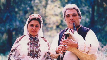 Величка Димитрова и Димитър Маринов