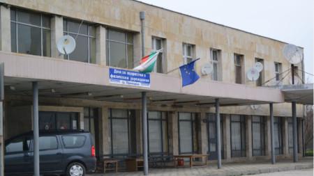 Домът до ЖП-гарата в Провадия
