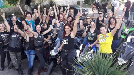 Национална среща на жените-мотористи
