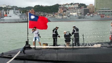 Тайванска подводница