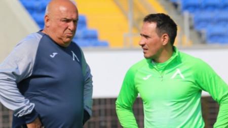 Живко Миланов влиза в щаба на Георги Тодоров