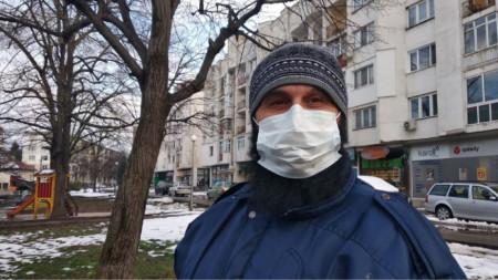 Филип Филипов, учител в ПМГ