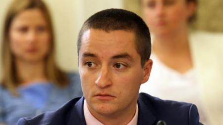 Явор Божанков, депутат от БСП