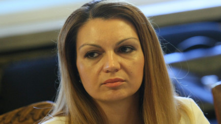 Заместник-министърът на земеделието, храните и горите Лозана Василева