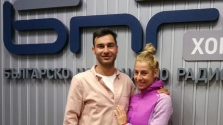 Евлоги Бирбочуков и Силвия Атанасова
