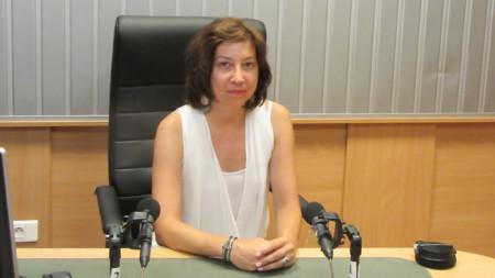 "Биляна Генова в студиото на програма ""Христо Ботев"""