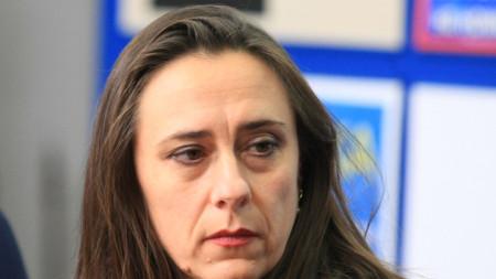 Светла Несторова - председател на УС на Асоциацията на българските застрахователи