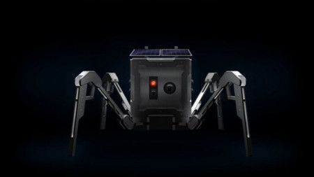Роботизиран четирикрак всъдеход на компанията  Spacebit