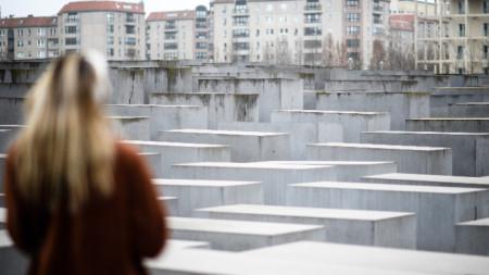 """""""Мемориал на Холокоста"""" в Берлин"""