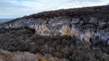 Изглед от Деветашкото плато