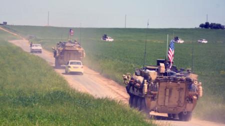 Безпокойство от US изтеглянето от Сирия изразиха  много съюзници на САЩ, но президентът Доналд Тръмп не промени решението си.
