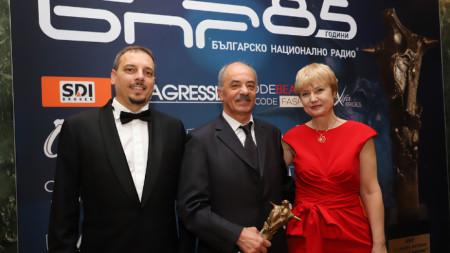 Николай Петров, Мартин Минков и Аделина Александрова