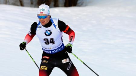 Ветле Кристиансен (Норвегия)