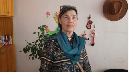 Веселинка Милетиева