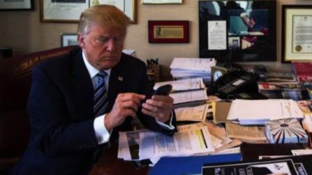 Доналд Тръмп,президент на САЩ