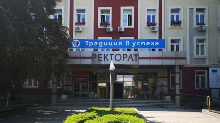 Техническият университет в София