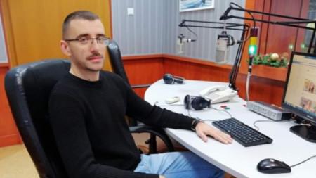 доц. Юлиян Ананиев в Радио Стара Загора
