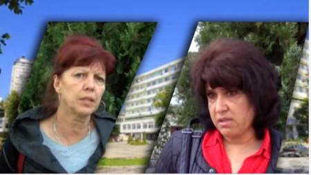 Евелина Костадинова и Мария Николова