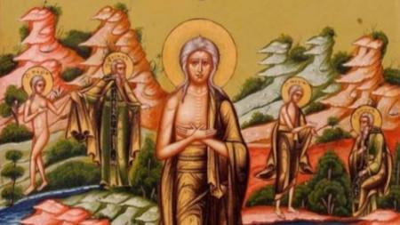 Преподобна Мария Египетска