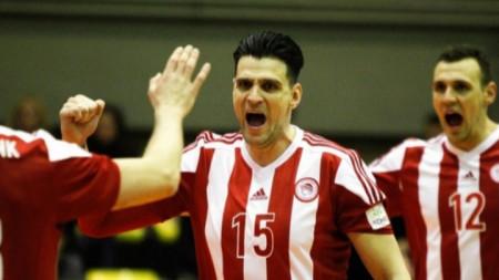 Тодор Алексиев с победа срещу Боян Йорданов в Гърция