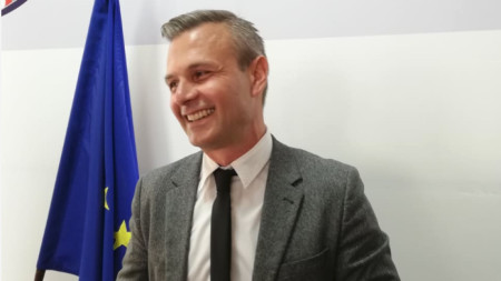 Ст. комисар Георги Гендов - директор на ОДМВР Шумен