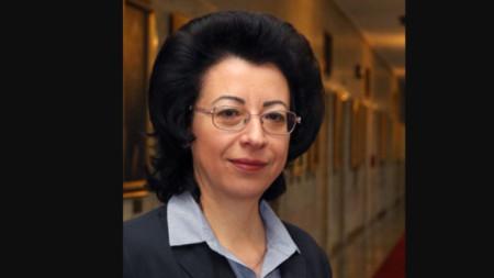 Нина Стоянова, подуправител на БНБ, управление