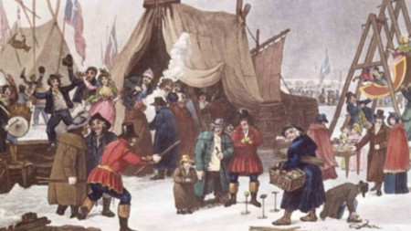 Измирането на местното население в Америка довело до зими в Европа, при които река Темза редовно замръзвала.