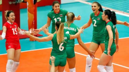 Волейболистките от националния ни тим загубиха от състава на Турция