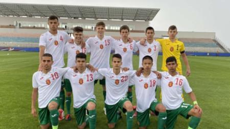 """Юношите ни до 17 години се класира на трето място на турнира """"Милян Милянич"""" в Сърбия"""