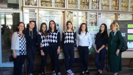 Ден на отворените врати в Езиковата гимназия – Благоевград