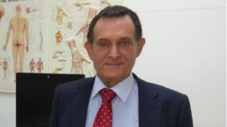 Професор Пенко Шотеков