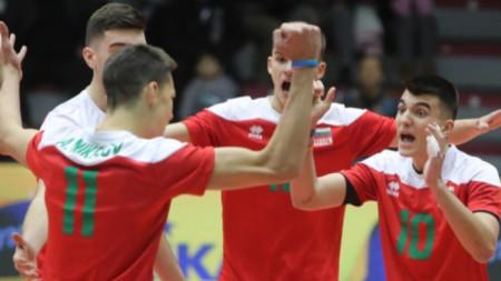 Юношески национален отбор