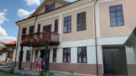 The Aleko Konstantinov museum-house in Svishtov